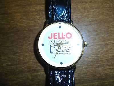Vintage JELLO PUDDING POPS watch Advertising  Hard-to-Find & FUN!