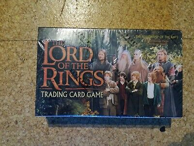 The Lord of the Rings-Training Card Game-11 Card Booster Packs