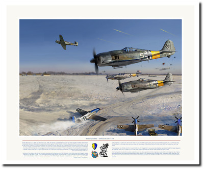 BODENPLATTE – Debacle at Y-29 by Jack Fellows (Me-109's) - A/P