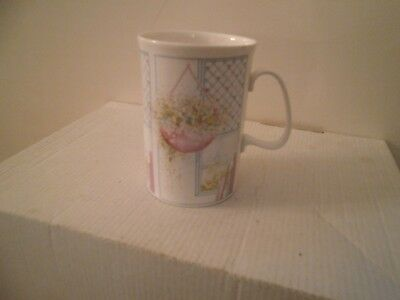 Dunoon Meadow View Fine Bone China Mug Used Ex Condition