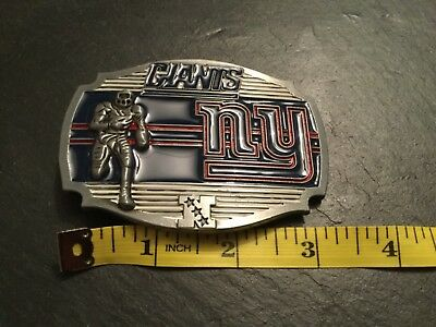 NEW YORK GIANTS NFL Team BELT BUCKLE New NY Giants American Football