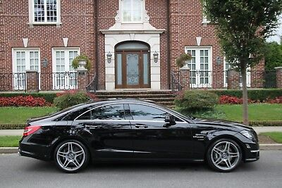 2012 Mercedes-Benz CLS-Class CLS 63 AMG 4dr Sedan 2012 Mercedes-Benz CLS CLS 63 AMG 4dr Sedan Automatic 7-Speed RWD V8 5.5L