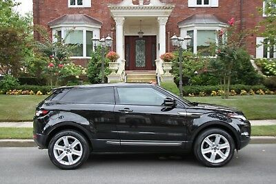 2013 Land Rover Evoque Pure Plus AWD 2dr SUV 2013 Land Rover Range Rover Evoque Coupe Pure Plus AWD 2dr SUV Automatic 6-Speed