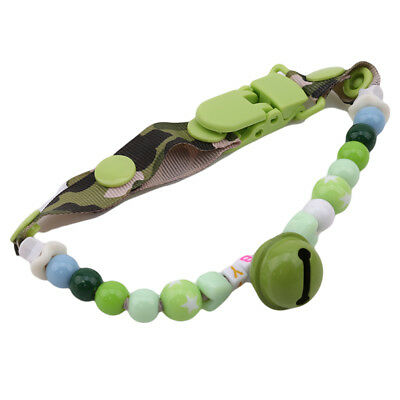 Baby Infant Dummy Pacifier Clip Teething Nipple Soother Holder Chain Strap G