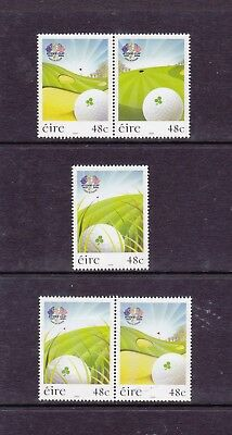 Ireland/eire - (1) - Another Good Lot Of 5 Unmounted Mint Stamps - See Scan.