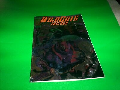 Wildcats Trilogy #1 Good Condition Crease On Cover Highly  Collectible  Rare