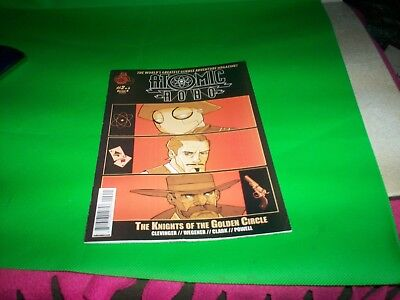 Atomic Robo  Red 5  Comics #2  2014 Near  Mint Condition Highly  Collectible Fun