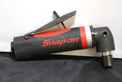 "SNAP-ON PT410 Angle 1/4"" Die Grinder Air Tool LOOK!!!!"