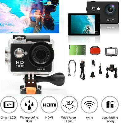 Eken Action Camera Sports Camcorders Ultra HD 4K Wifi Underwater 30M Go as Pro