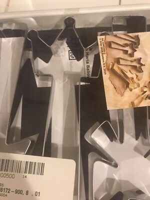 cookie cutters total of 25 brand new wedding, shower, favors free shipping