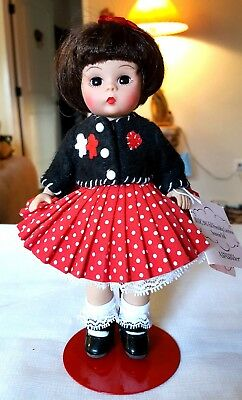 "Madame Alexander 8"" Doll - MADC 2005 Fall Friendship Luncheon w/Tags - Adorable"