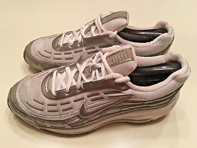 competitive price b2657 4c60b ... Nike Air Max Tl 2.5 Women s Running Shoes Women s Size 8.5 White ...