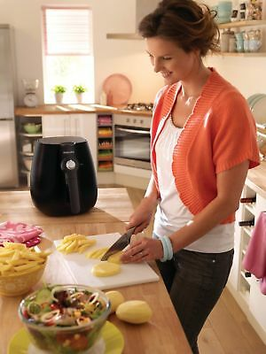 Philips Viva Air Fryer with Rapid Air Technology Low Fat Fryer HD9220