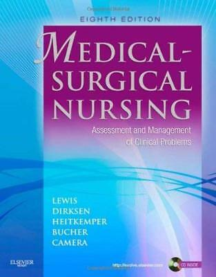 Medical-Surgical Nursing - by Lewis