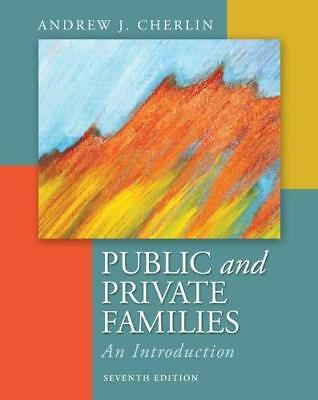 Public And Private Families An Introduction - by Cherlin
