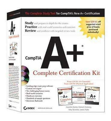 Comptia A+ Complete Certification Kit - by Docter