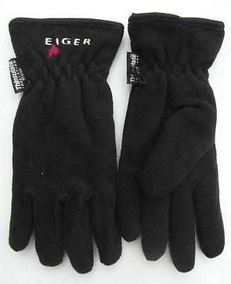 Eiger Fleece Glove. Handschuhe. Thinsulate.