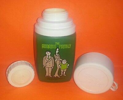 1974 THE ADDAMS FAMILY Thermos (Hanna-Barbera)
