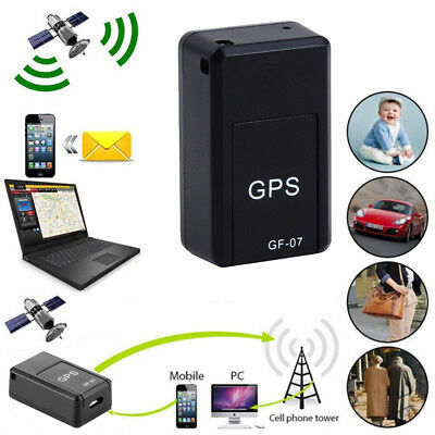 Magnetic Car Vehicle SPY GSM GPRS GPS Tracker Real Time Tracking Locator Device