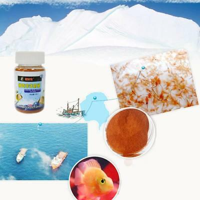 Brine Artemia Cycts Healthy Ocean Nutrition Fish Food Feeding New