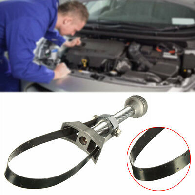 Automotive Car Oil Filter 60-105MM Belt Strap Wrench Spanner Hand Tool Access