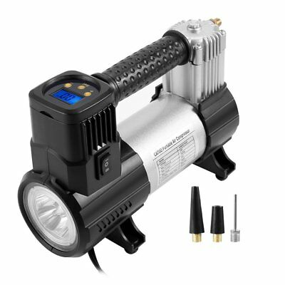 CATUO Digital Portable Air Compressor With LED Digital Tire Inflator 150Psi