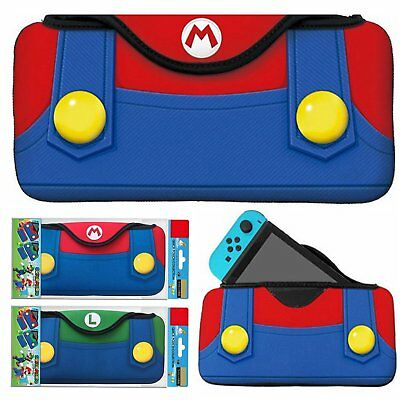 New Carrying Bag Storage Case Cover Protective Pouch for Nintendo Switch Console