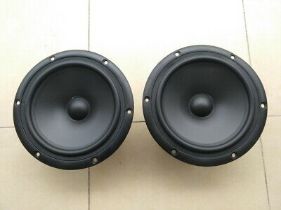 2unit  pair Vifa P17WJ-00-08 hiend 6.5 midbass woofer speaker 8ohm