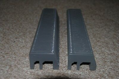 Slide projector cassette tray X 2 holding 50 slides each