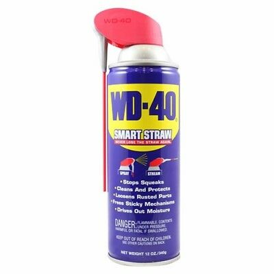 WD44577 Wd-40 Multi-Use Smartstraw 250Ml Can