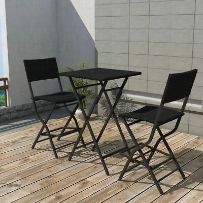 Rattan Garden Furniture Set 3 Piece Conservatory Patio Outdoor Table Chairs Sofa