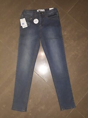 Boys 12 JUST JEANS skinny jeans blue stretch NEW