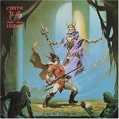 Cirith Ungol - King Of The Dead CD #G6441