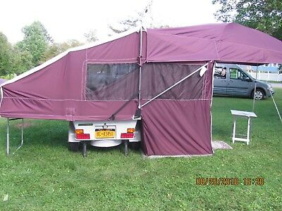 bunkhouse queen camper 2014 for motorcycle