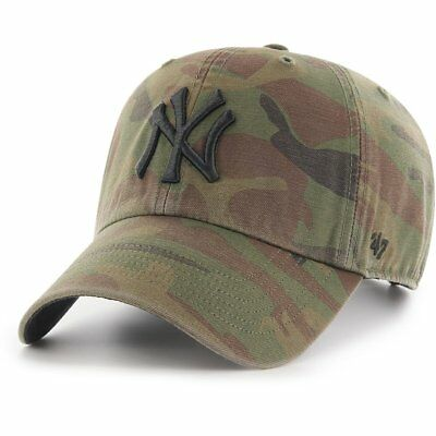 47 Brand Relaxed Fit Cap - REGIMENT New York Yankees camo