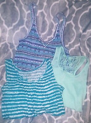 Xs womens  Tank top lot, Ann Taylor Loft Mudd B&B Boutique womens clothing lot