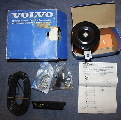 Volvo 343 Alarmanlage Anti theft alarm NOS new old stock