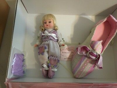 """Madame Alexander """"The Shoemaker's Elf"""" 8"""" Doll #33665 **Brand New in Box**"""