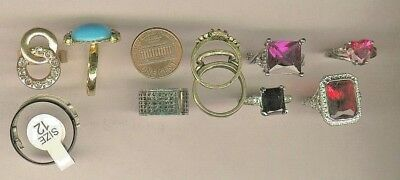 LARGE Lot of Costume Jewelry 70+ Pieces