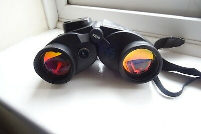 Inpro Optics Fully Coated Optics 7 X 50  Binoculars