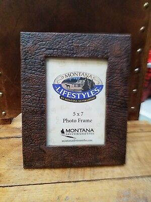Montana Silversmiths 5X7 Picture Frame