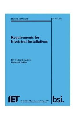 18th Edition Requirements For Electrical Installation
