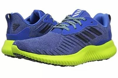 757575c04 New Adidas Alphabounce Alpha Bounce Rc Xj Running Shoes Youth Size 6 Blue  Green