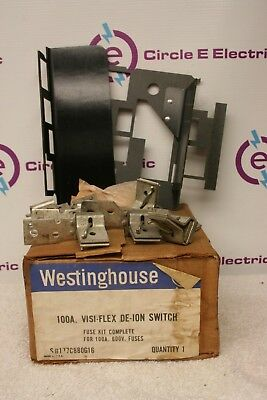 Westinghouse VISI-Flex DE-ION Switch *NEW in Box*