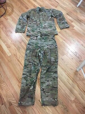 NEW Without Tags Multicam AIRCREW COMBAT ARMY A2CU OCP In Size Medium Regular