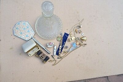 Job Lot of Assorted Vintage Items