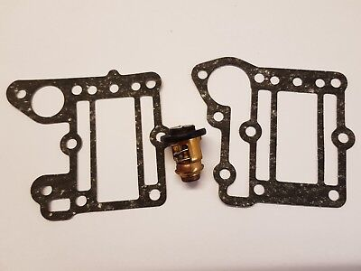 Thermostat & Joint pour Marin 4hp 2 Temps Hors-Bord 27-99995M 27-41279M 4a 6e0