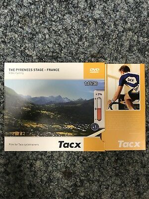 Tacx Video Cyclind DVD Pyrenees Stage France