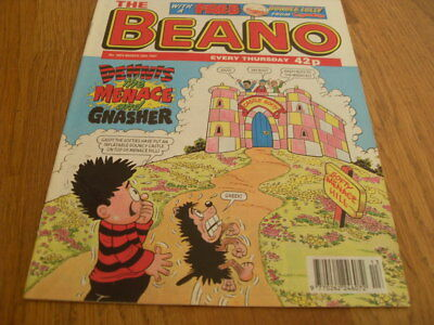 The Beano Comic No 2854 March 29Th 1997