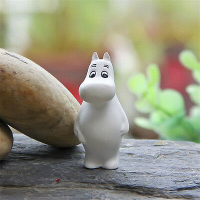 Moomin Valley Muumi Collection Home Garden Decor Figure Resin Figurine Toy Doll
